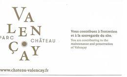 Château De Valençay - Tickets - Vouchers