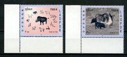 LAOS 2006 N° 1648/1649 ** Neufs MNH Superbes Faune Année Lunaire Chinoise Du Cochon Sanglier Animaux Zodiaque Chinois - Laos