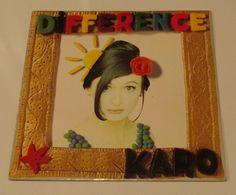 45T KARO : Différence - Vinyl Records