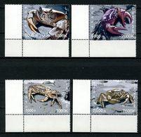 LAOS 2006 N° 1644/1647 ** Neufs MNH Superbes Faune Marine Crustacés Crabes Animaux - Laos