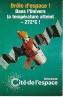Cité De L'Espace - Tickets - Vouchers