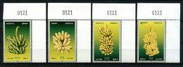 LAOS 2006 N° 1634/1637 ** Neufs MNH Superbes Flore Fruits Bananes Pisang Masak Hijan Awak - Laos