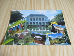 Ile De La Réunion - Maisons Créoles - Vues Diverses. - La Réunion