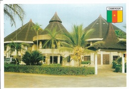 AFRIQUE - CAMEROUN - KRIBI - RÉSIDENCE JULLY - CPM - VIERGE - - Camerún