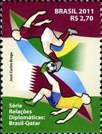 Bresil Brasil 3190 Football, Qatar - Football