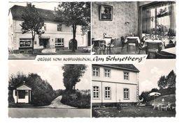 """Deutschland - 4501 Holsten Mündrup - Gaststätte Und Lebensmittel Wehming """" Am Schnetberg """" - Alte Ansichten - Deutschland"""