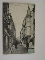 PARIS-TOUT PARIS-1125-LA RUE VIEILLE DU  TEMPLE ET L'HOTEL BARBETTE - III ET IV  E ARRODISSEMENT-ANIMEE - Arrondissement: 03