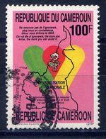 CAMEROUN  - N° 836° - LUTTE CONTRE LE S.I.D.A. - Camerún (1960-...)