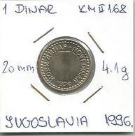 G7 Yugoslavia 1 Novi Dinar 1996. KM#168 - Joegoslavië