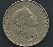 SUISSE : 20 RAPPEN 1963  Pia23208 - Suisse