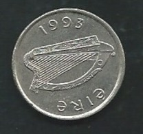 Irelan 5 Pence Année 1993  Pia23211 - Irland