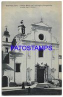 137566 ITALY GRAVINA BARI SANTA MARIA DEL SULFRAGIO PURGATORY POSTAL POSTCARD - Non Classés