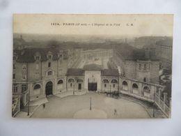(Paris - 75013.....)  -  PARIS  -  L'Hôpital De La Pitié......voir Scans - Arrondissement: 13