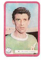 Carte Miroir Sprint Football N 45 René Bliard Red Star 1960 - Trading-Karten