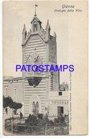 137569 ITALY GRAVINA BARI CLOCK OF THE VILLA POSTAL POSTCARD - Non Classés