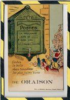 DPT 04 . - . ORAISON - CARTE A SYSTEME. EXCELLENT ETAT. 10 PETITES VUES - Other Municipalities