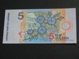 Suriname - 5 Vijf Gulden 2000 - Centrale Bank Van SURINAME   **** EN ACHAT IMMEDIAT **** - Suriname