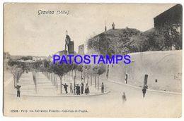137572 ITALY GRAVINA BARI VILLAGE VIEW PARTIAL POSTAL POSTCARD - Non Classés