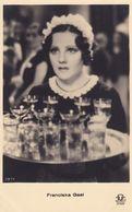 Franciska Gaal.Latvian Edition Nr.2075 - Acteurs