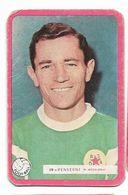 Carte Miroir Sprint Football N 45 Armand Penverne Red Star 1960 - Trading-Karten