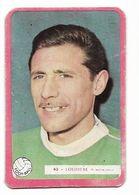 Carte Miroir Sprint Football N 43 Robert Loubiere Red Star 1960 - Trading-Karten
