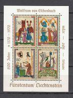 1970  BLOC  N° 466   NEUF**    CATALOGUE  ZUMSTEIN - Bloques & Hojas