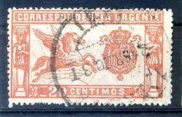 1930 SPAGNA ESPRESSO N.12 USATO - Correo Urgente