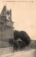 ROMAINVILLE  Rue Etienne Dolet - Romainville