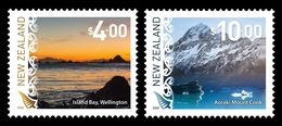 New Zealand 2020 Mih. 3796/97 Scenic Definitives MNH ** - New Zealand