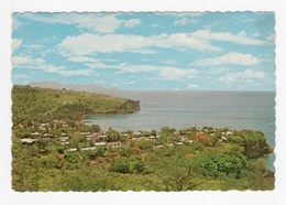 DF / MARTINIQUE / VILLAGE SUR LA CÔTE ATLANTIQUE - Martinique