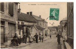 620 - LOUVOIS - La Vieille Rue Et Le Bureau De Tabac - Altri Comuni