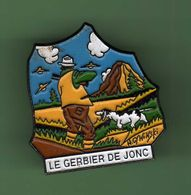 CHASSE LE GERBIER DE JONC *** 1009 (11-2) - Pin's & Anstecknadeln