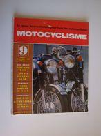 Revue Internationale Motocyclisme,Triumph T150,AJS Y4,Motobécane 125,Peugeot PS50,Bol D'Or,Side-Cars,No9 1969 - Moto