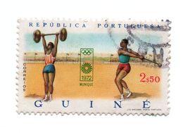 PORTUGAL»PORTUGUESE GUINEA»1972»USED - Portugees Guinea