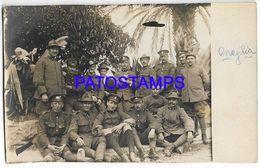 137595 ITALY COSTUMES MILITARY SOLDIER POSTAL POSTCARD - Non Classificati