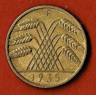 ALLEMAGNE / 10 REICHSPFENNIG / 1935 J - [ 4] 1933-1945 : Tercer Reich
