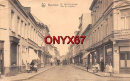 BERCHEM (Belgique-Belgïe-Anvers) St Lambertusstraat-Rue Saint-Lambert Edition NELS 2 SCANS - Belgique