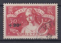 France Y&T  N °   329    Valeur  4.00 Euros - Gebraucht