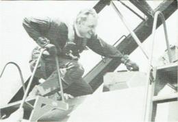Doodsprentje/Image Mortuaire. Militaria. Robert Gennart, Colonel Aviateur , Commandant 2e Wing De Florennes. 31/7/1981 - Devotion Images