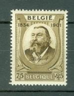 Belgique  385  *  TB - Nuovi