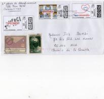 France, Coronavirus,covid 19, 3e Phase De Déconfinement, 22 Juin 2020, Montimbrenligne. - Marcophilie (Lettres)