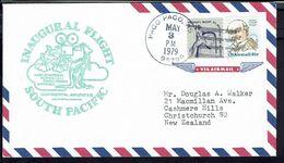 "Samoa Américaine - Enveloppe ""Inaugural Flight South Pacifique"" Pago Pago-Sydney 3 Et 4 May 1979 - TB - - Samoa Américaine"