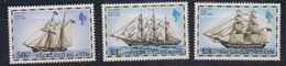 Falkland Islands 1978 Definitives / Mail Ships 3 Highest Values ** Mnh (48680) - Falkland Islands