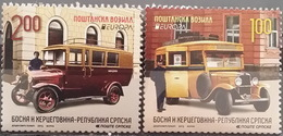 Bosnia Hertzegovina -rep. Sarb. 2013 / Europa CEPT / Set 2 Stamps - 2013
