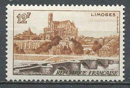 FRANCE - 1955 - Nr 1019  YT -  Neuf - Nuevos