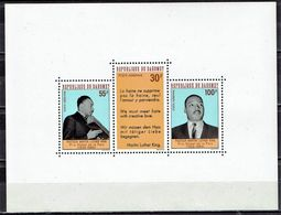 Dahomey - Mi-Nr Block 14 Postfrisch / MNH ** (H452) - Martin Luther King
