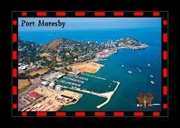 Papua New Guinea Port Moresby Aerial View New Postcard Papua-Neuguinea AK - Papua New Guinea