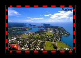 Papua New Guinea Madang Aerial View New Postcard Papua-Neuguinea AK - Papua New Guinea
