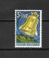 BELGIO - 1963 - N. 1241**-BF 34**-1242**-1243/45**-1250**-1251/52** (CATALOGO UNIFICATO) - Ongebruikt