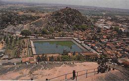 Aerial View Of Chandragiri Sravanabelagola (IND). Non Viaggiata - India